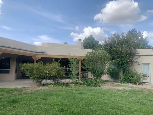 11520 Del Rey Avenue NE, Albuquerque, NM 87122 (MLS #1001864) :: Keller Williams Realty
