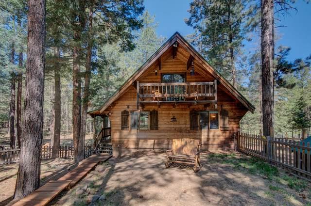 23 Scouts Lane, Jemez Springs, NM 87025 (MLS #1001865) :: Keller Williams Realty