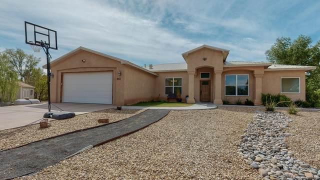 802 Guernsey Court SW, Albuquerque, NM 87105 (MLS #1001868) :: Keller Williams Realty