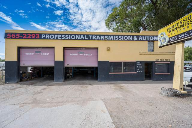 203 Highway 314 NW, Los Lunas, NM 87031 (MLS #1001897) :: Campbell & Campbell Real Estate Services