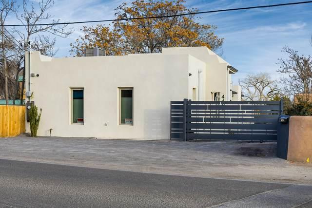4456 Corrales Road, Corrales, NM 87048 (MLS #1001926) :: HergGroup Albuquerque