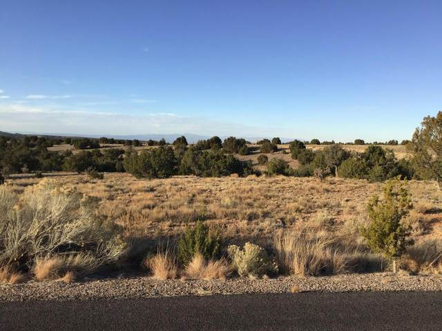 Lot #42 Anasazi Trail, Sandia Park, NM 87047 (MLS #1001940) :: Keller Williams Realty
