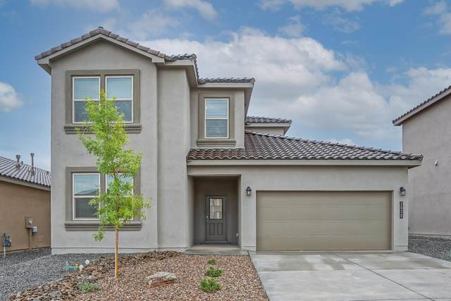 2020 Silver Dollar Street SE, Albuquerque, NM 87123 (MLS #1001955) :: Sandi Pressley Team