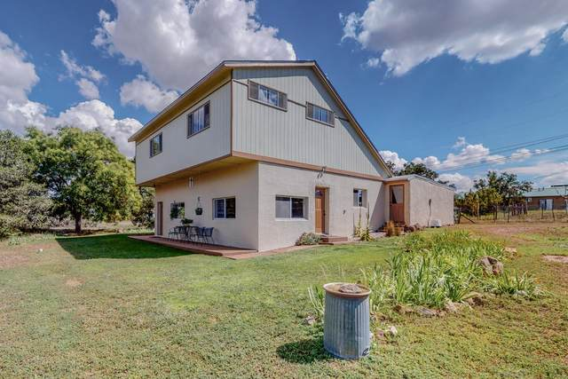 33 Kelly Lynn Drive, Sandia Park, NM 87047 (MLS #1001994) :: Keller Williams Realty