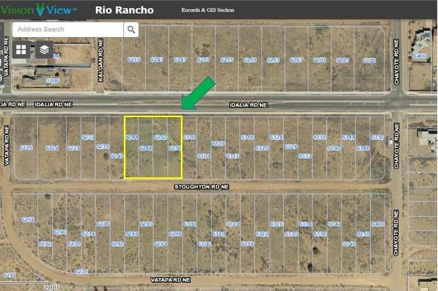 6244-6256 Stoughton Road NE, Rio Rancho, NM 87144 (MLS #1002002) :: Keller Williams Realty