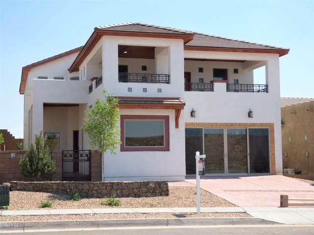 11308 Manzano Vista Avenue SE, Albuquerque, NM 87123 (MLS #1002016) :: Campbell & Campbell Real Estate Services