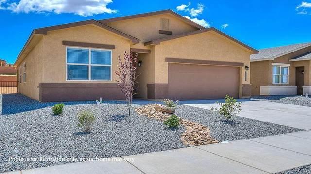 13 Bravo Road, Los Lunas, NM 87031 (MLS #1002028) :: Campbell & Campbell Real Estate Services