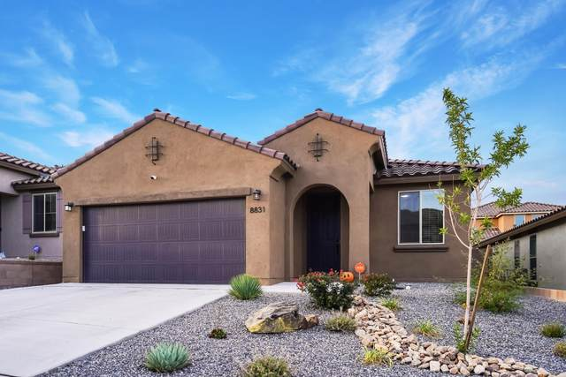 8831 Wind Sock Road NW, Albuquerque, NM 87120 (MLS #1002043) :: Campbell & Campbell Real Estate Services