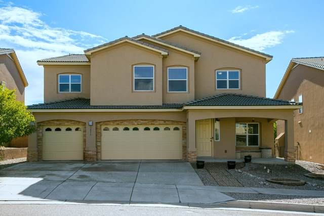 1851 Bold Ruler Road SE, Albuquerque, NM 87123 (MLS #1002052) :: Campbell & Campbell Real Estate Services