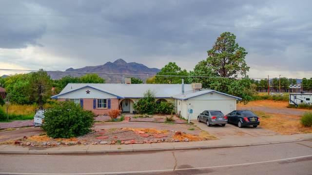 1403 El Camino Real Street, Socorro, NM 87801 (MLS #1002054) :: Keller Williams Realty