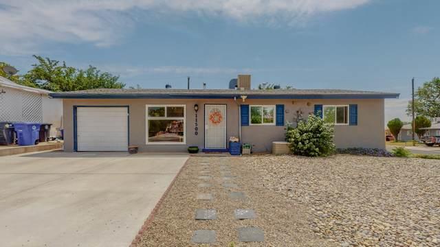 11500 Tomasita Court NE, Albuquerque, NM 87112 (MLS #1002128) :: HergGroup Albuquerque