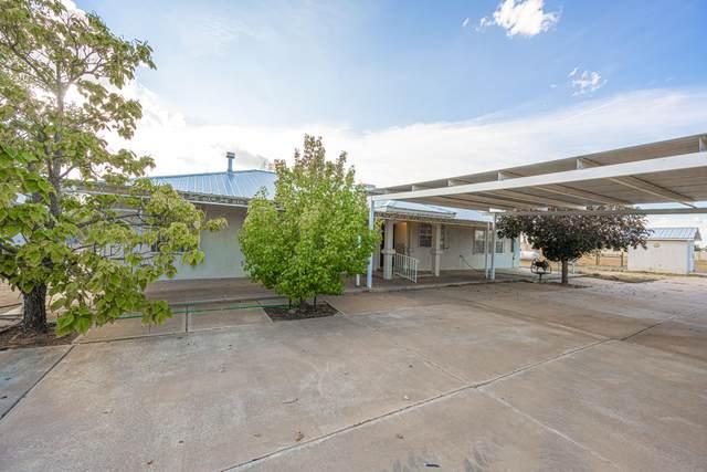 15 Hendrix Lane, Los Lunas, NM 87031 (MLS #1002136) :: The Buchman Group