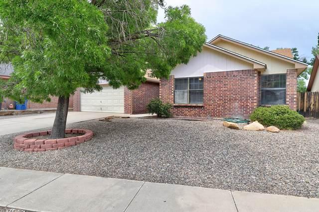 7417 Cienega Road NW, Albuquerque, NM 87120 (MLS #1002140) :: Keller Williams Realty