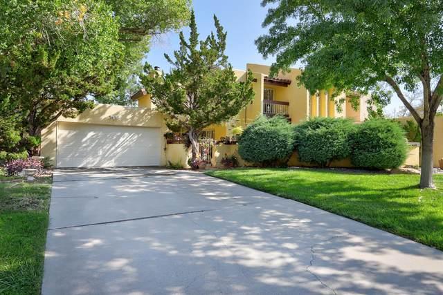 603 Cottonwood Court SE, Albuquerque, NM 87123 (MLS #1002144) :: Sandi Pressley Team