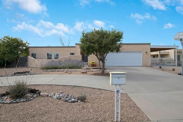 9909 Greene Avenue NW, Albuquerque, NM 87114 (MLS #1002206) :: HergGroup Albuquerque