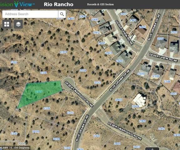2305 Desert Marigold Road NE, Rio Rancho, NM 87144 (MLS #1002216) :: HergGroup Albuquerque