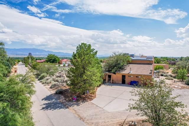 593 Reclining Acres Road, Corrales, NM 87048 (MLS #1002223) :: HergGroup Albuquerque