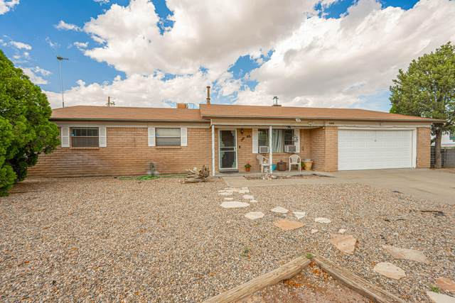 1305 Brown Place, Socorro, NM 87801 (MLS #1002224) :: Campbell & Campbell Real Estate Services