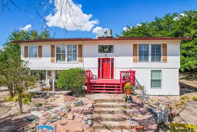 618 Reclining Acres Road, Corrales, NM 87048 (MLS #1002228) :: HergGroup Albuquerque