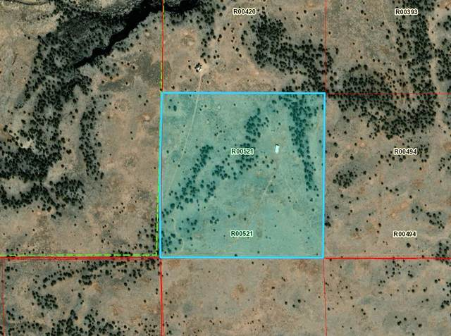 Off Hwy 36, Fence Lake, NM 87315 (MLS #1002257) :: Campbell & Campbell Real Estate Services