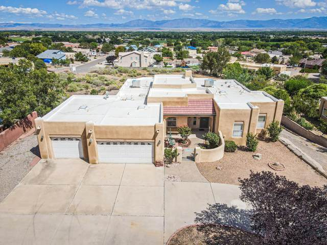 1111 Valley View Drive SW, Los Lunas, NM 87031 (MLS #1002277) :: Campbell & Campbell Real Estate Services