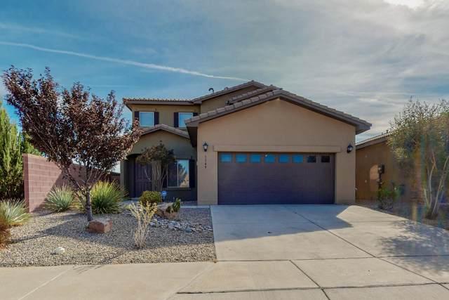 3349 Llano Vista Loop NE, Rio Rancho, NM 87124 (MLS #1002282) :: Campbell & Campbell Real Estate Services