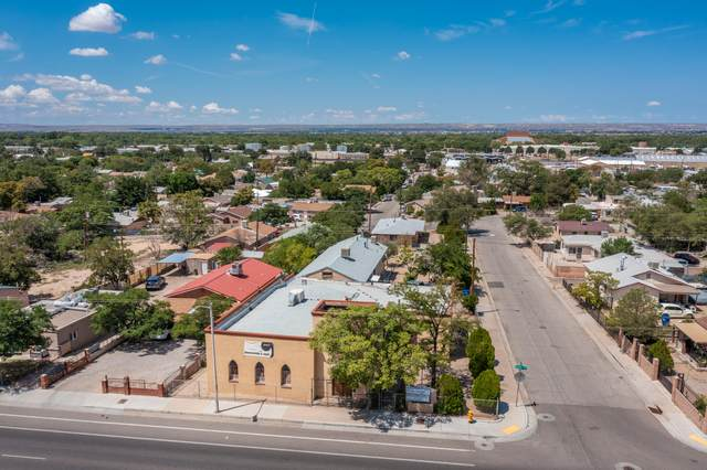1701 Broadway Boulevard SE, Albuquerque, NM 87102 (MLS #1002288) :: Campbell & Campbell Real Estate Services