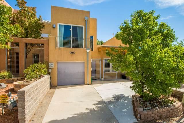 404 Cedar Street NE, Albuquerque, NM 87106 (MLS #1002332) :: Keller Williams Realty