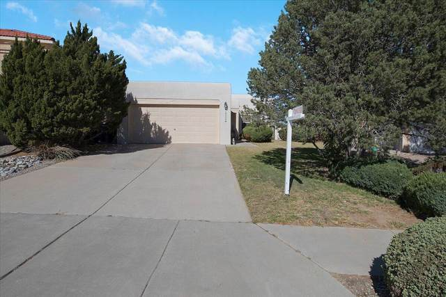 10320 Arroyo Bend Drive NW, Albuquerque, NM 87114 (MLS #1002335) :: Campbell & Campbell Real Estate Services