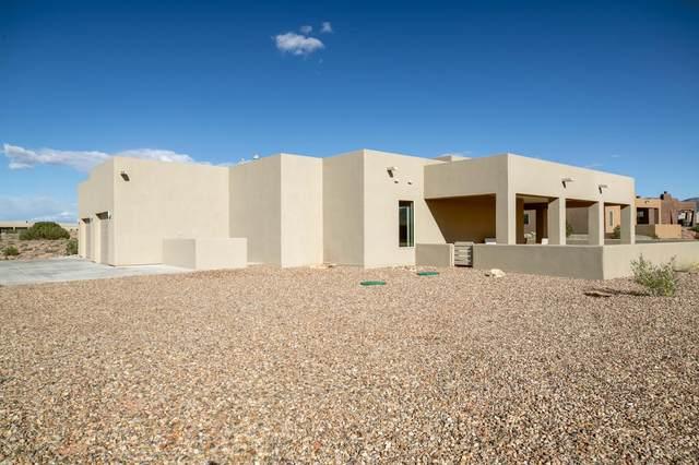 7 Aztec Court, Placitas, NM 87043 (MLS #1002412) :: Sandi Pressley Team