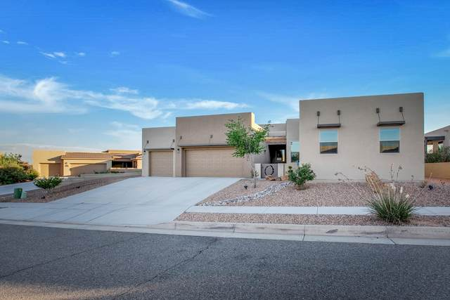 2829 Redondo Santa Fe NE, Rio Rancho, NM 87144 (MLS #1002413) :: Berkshire Hathaway HomeServices Santa Fe Real Estate