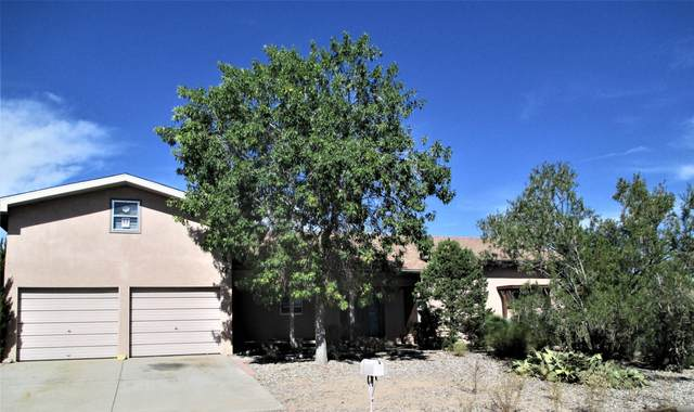 603 Las Marias Drive SE, Rio Rancho, NM 87124 (MLS #1002426) :: Campbell & Campbell Real Estate Services