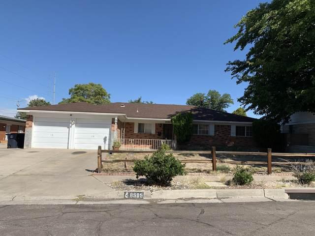 8505 Hannett Avenue NE, Albuquerque, NM 87112 (MLS #1002433) :: Campbell & Campbell Real Estate Services