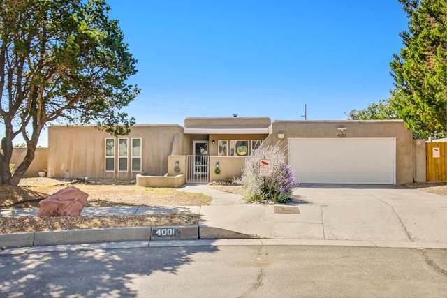 4001 Cibola Village Drive NE, Albuquerque, NM 87111 (MLS #1002444) :: Keller Williams Realty