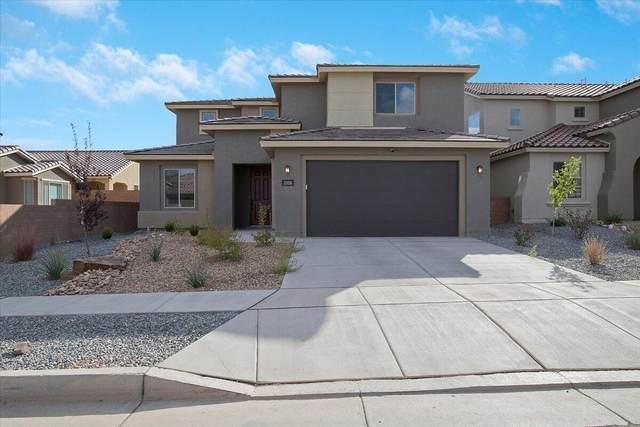 2008 Burrowing Owl Street SE, Albuquerque, NM 87123 (MLS #1002445) :: Keller Williams Realty