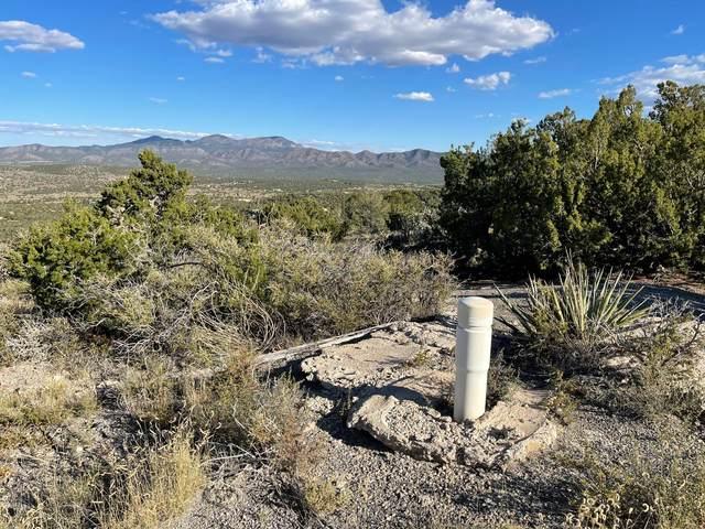 27 Prado Vista, Sandia Park, NM 87047 (MLS #1002446) :: Keller Williams Realty