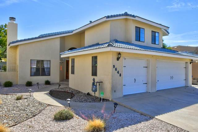 9648 Bolack Drive NE, Albuquerque, NM 87109 (MLS #1002481) :: Campbell & Campbell Real Estate Services