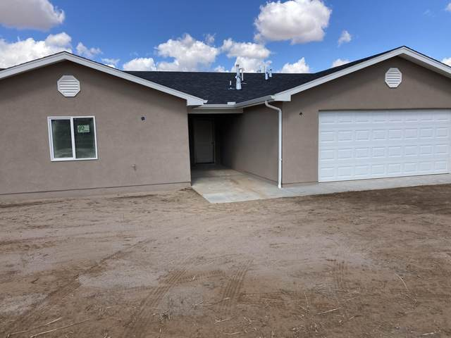 51 Salida Del Sol Trail, Edgewood, NM 87015 (MLS #1002493) :: Campbell & Campbell Real Estate Services