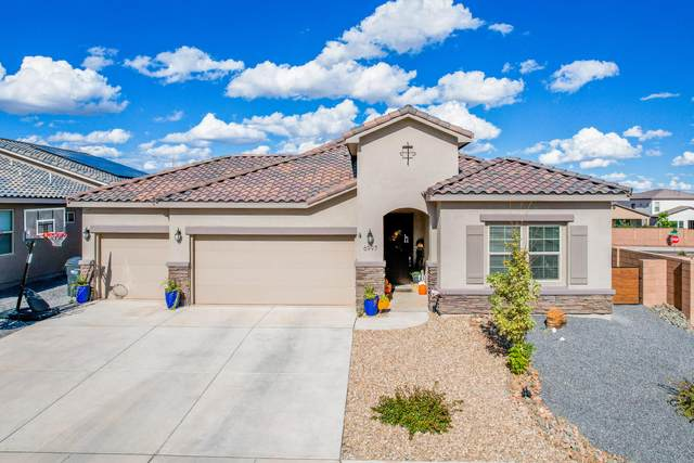 6997 Cleary Loop NE, Rio Rancho, NM 87144 (MLS #1002518) :: Campbell & Campbell Real Estate Services