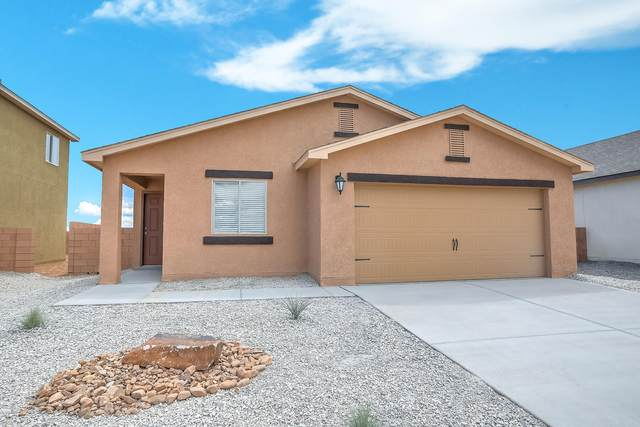 1805 Sophia Lane, Belen, NM 87002 (MLS #1002524) :: Campbell & Campbell Real Estate Services