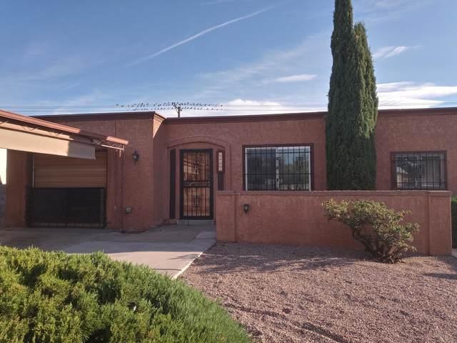 12104 Morrow Avenue NE, Albuquerque, NM 87112 (MLS #1002539) :: The Buchman Group
