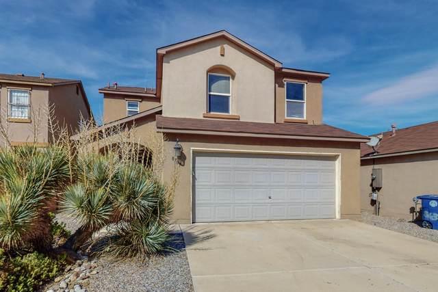 8701 Tradewind Road NW, Albuquerque, NM 87121 (MLS #1002540) :: Keller Williams Realty