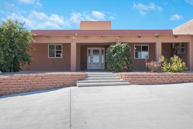 1511 Drake Road SW, Los Lunas, NM 87031 (MLS #1002566) :: Sandi Pressley Team