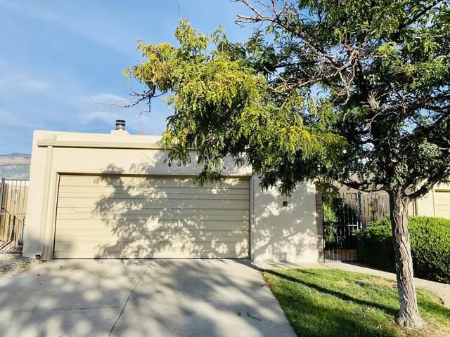 7916 Blue Jay Lane NE, Albuquerque, NM 87109 (MLS #1002571) :: The Buchman Group