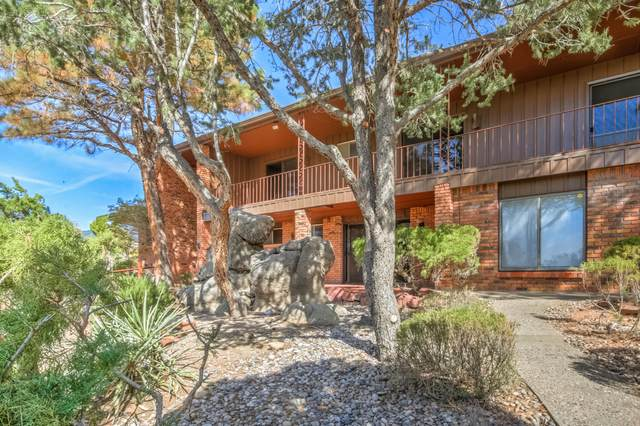 1100 Warm Sands Drive SE, Albuquerque, NM 87123 (MLS #1002575) :: Campbell & Campbell Real Estate Services