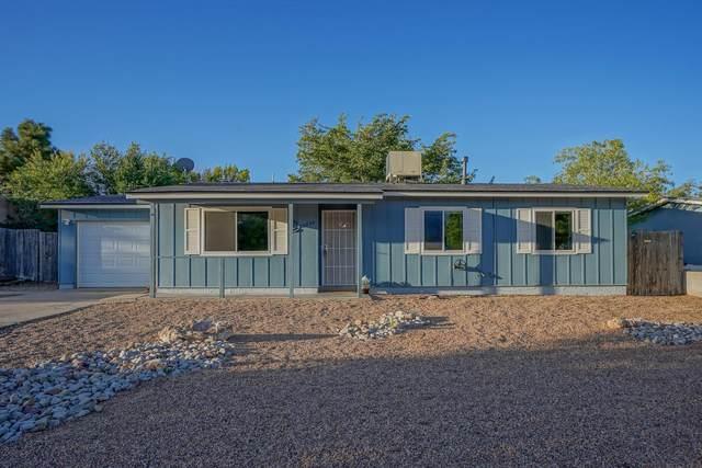 12500 Monarch Drive NE, Albuquerque, NM 87123 (MLS #1002590) :: Campbell & Campbell Real Estate Services