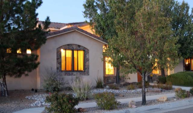 7805 Merissa Lane NE, Albuquerque, NM 87122 (MLS #1002600) :: Berkshire Hathaway HomeServices Santa Fe Real Estate