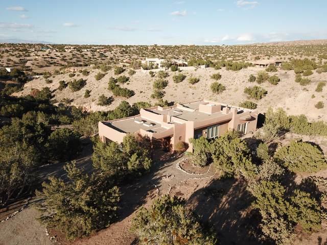 15 Anasazi Road, Placitas, NM 87043 (MLS #1002607) :: Campbell & Campbell Real Estate Services