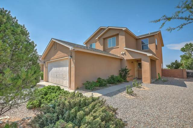 6135 Bisbee Place NW, Albuquerque, NM 87114 (MLS #1002609) :: Campbell & Campbell Real Estate Services