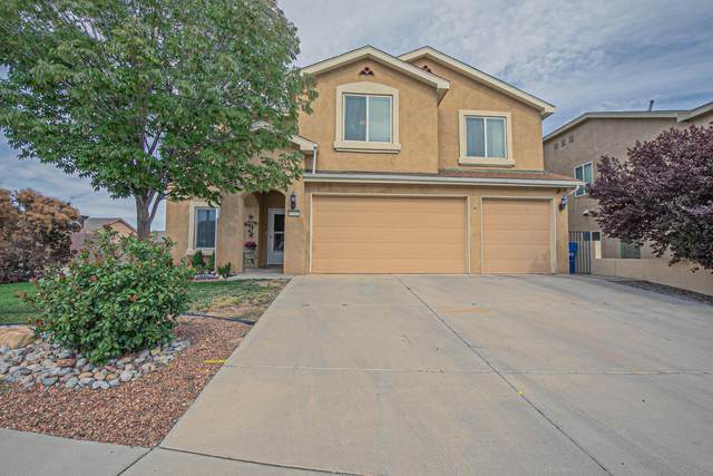 1010 Alegria Court, Los Lunas, NM 87031 (MLS #1002616) :: Campbell & Campbell Real Estate Services